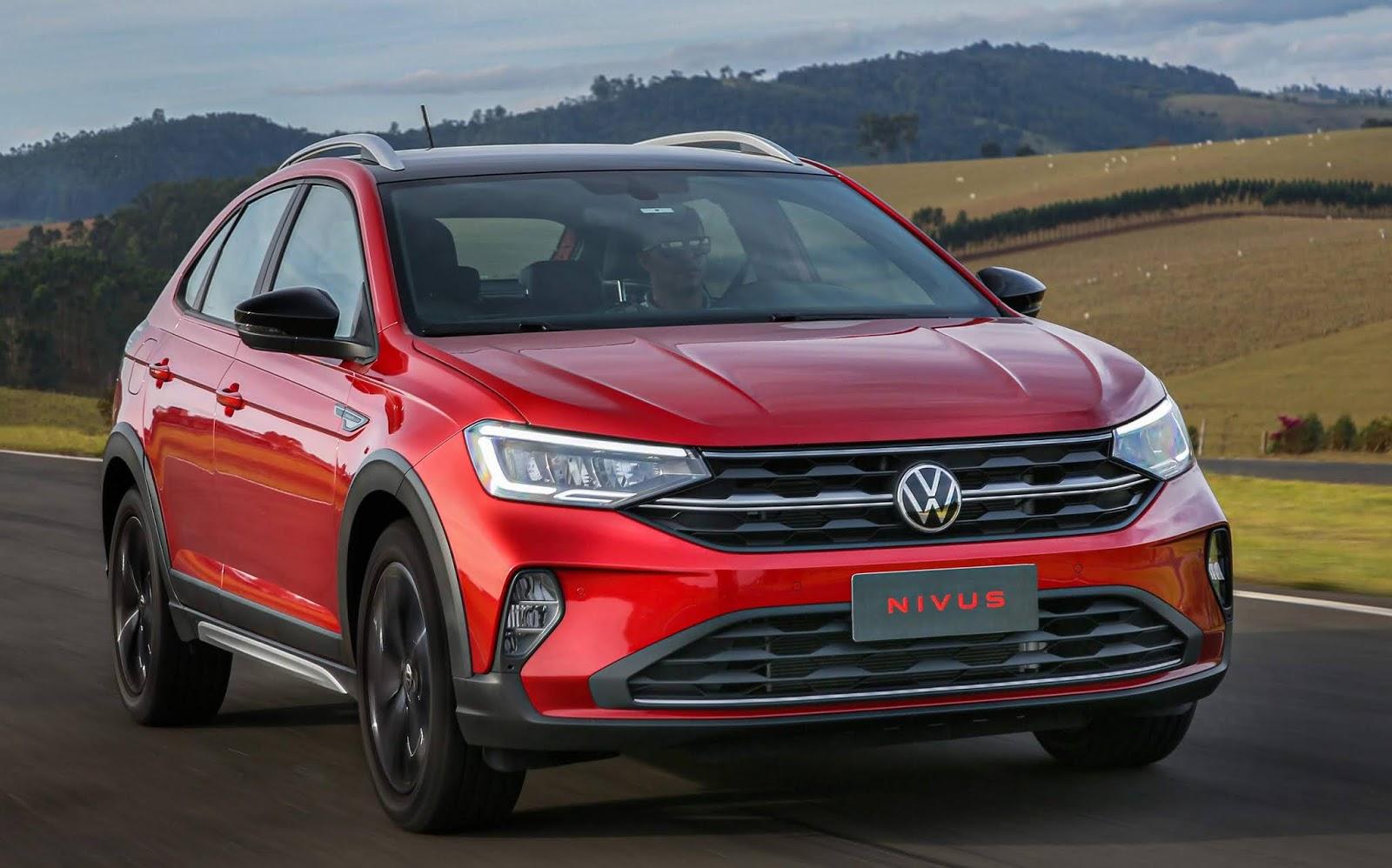 Os carros mais vendidos no Brasil em julho de 2021
