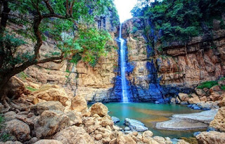 Kawasan wisata Ciletuh Sukabumi Jawa Barat