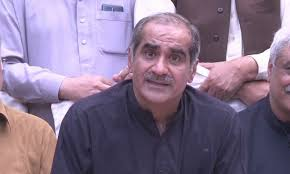 NAB and Pakistan should not go together: Saad Rafique, press conference after release