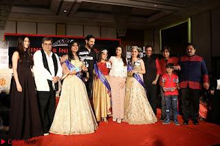 John Aham, Bhagyashree, Subhash Ghai and Amyra Dastur Attends Princess India 2016 17 034.JPG
