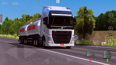 World Truck Driving Simulator MOD