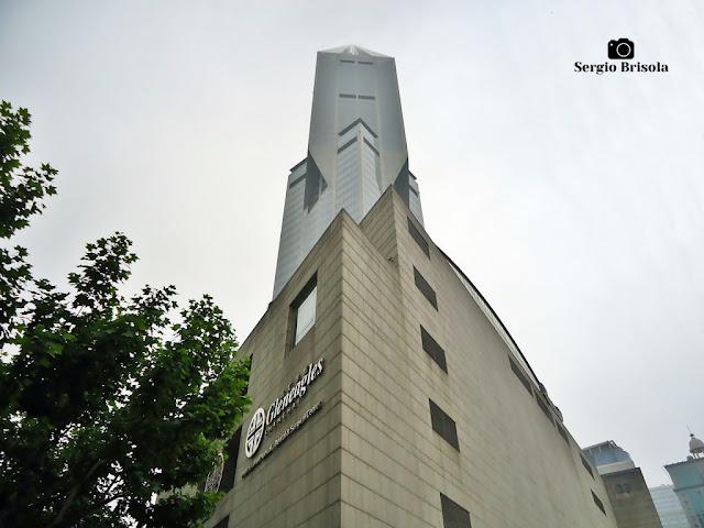 Gleneagles Medical Center and JW Marriott Hotel Building - Shanghai