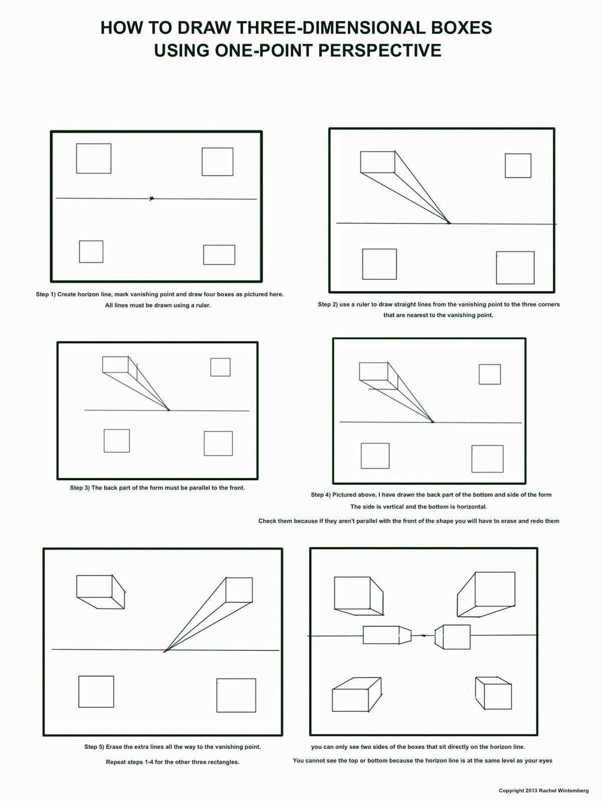 How To Draw Shadow Diagrams Mansfield Flush Valve Diagram The Helpful Art Teacher A Geometric Still Life By
