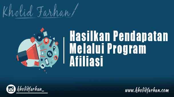 Daftar Program Afiliasi: Kategori Tools/Aplikasi