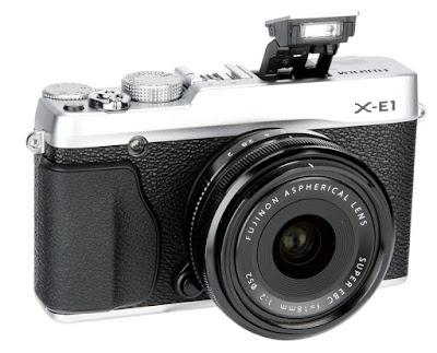 Fujifilm X-E1 Mirrorless Digital Camera Firmware Full Driversをダウンロード
