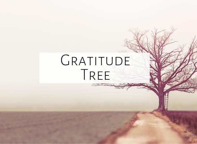 Third Grade Performance {The Gratitude Tree}