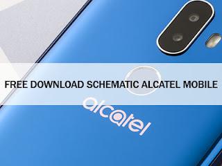 free download schematic alcatel