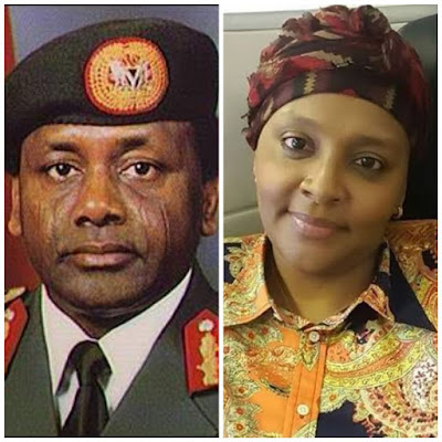 Meet Gumsu Fatima Abacha, Daughter Of Former Head Of State, Sani Abacha