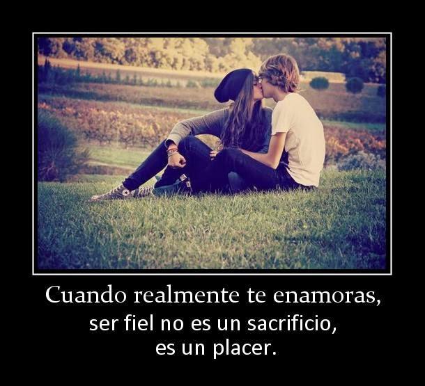 Cuando Realmente Te Enamoras Frases De Amor Solo Amor Fondos Hd