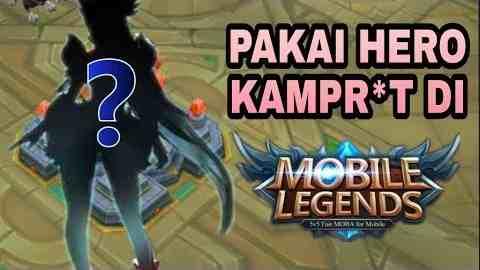 5 Hero Mobile Legend Yang Paling Sulit Dikuasai