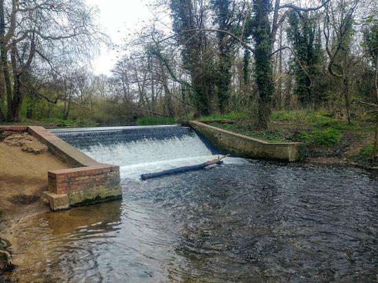 Cassiobury Weir