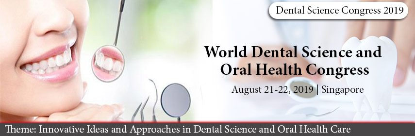 41stWorld Dental Science and Oral Health Congress