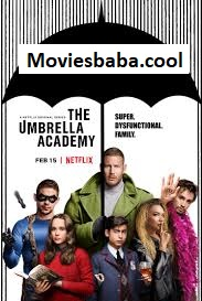The Umbrella Academy Season 1 Complete Dual Audio WEB-DL 480p