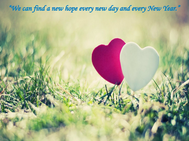 Happy New Year lovely quotes