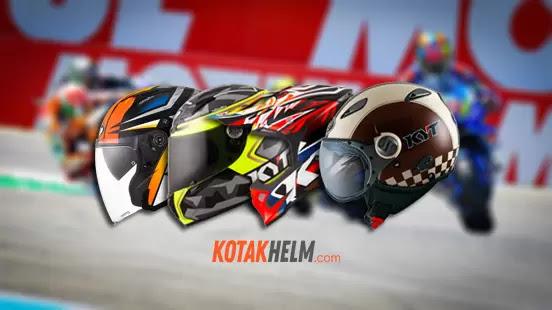 hal yang perlu diperhatikan saat membeli helm baru