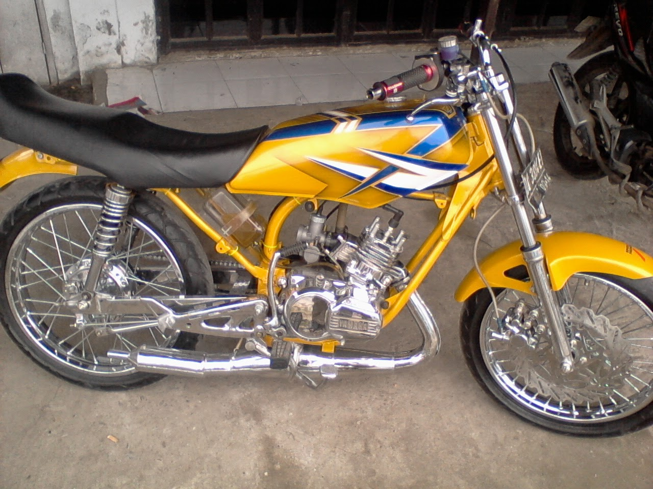Top Modifikasi Motor Lampung Terbaru Modifikasi Motor Japstyle