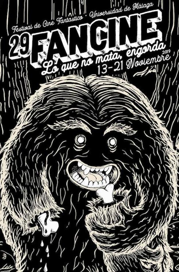 29 FANCINE: Festival de Cine Fantástico Universidad de Málaga. Día 4, 'Come to Daddy', 'Gwen', y 'First Love'.