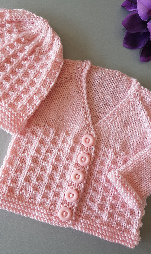 Nevis Newborn - Free Knitting Pattern