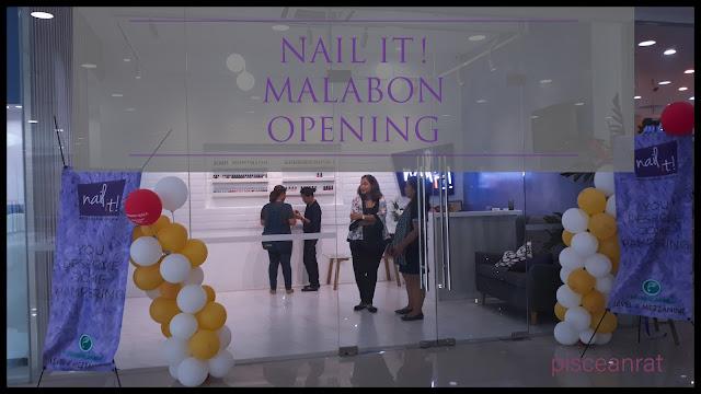 Fisher Mall Malabon, Nail It!