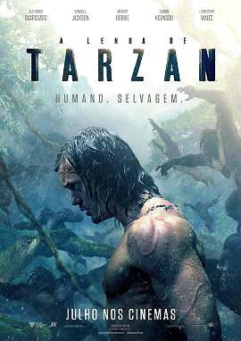 Filme Poster A Lenda de Tarzan
