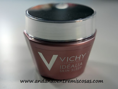 Idéalia Skin Sleep De Vichy
