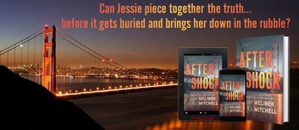 Can Jessie piece together the truth… before it gets buried and brings her down in the rubble?