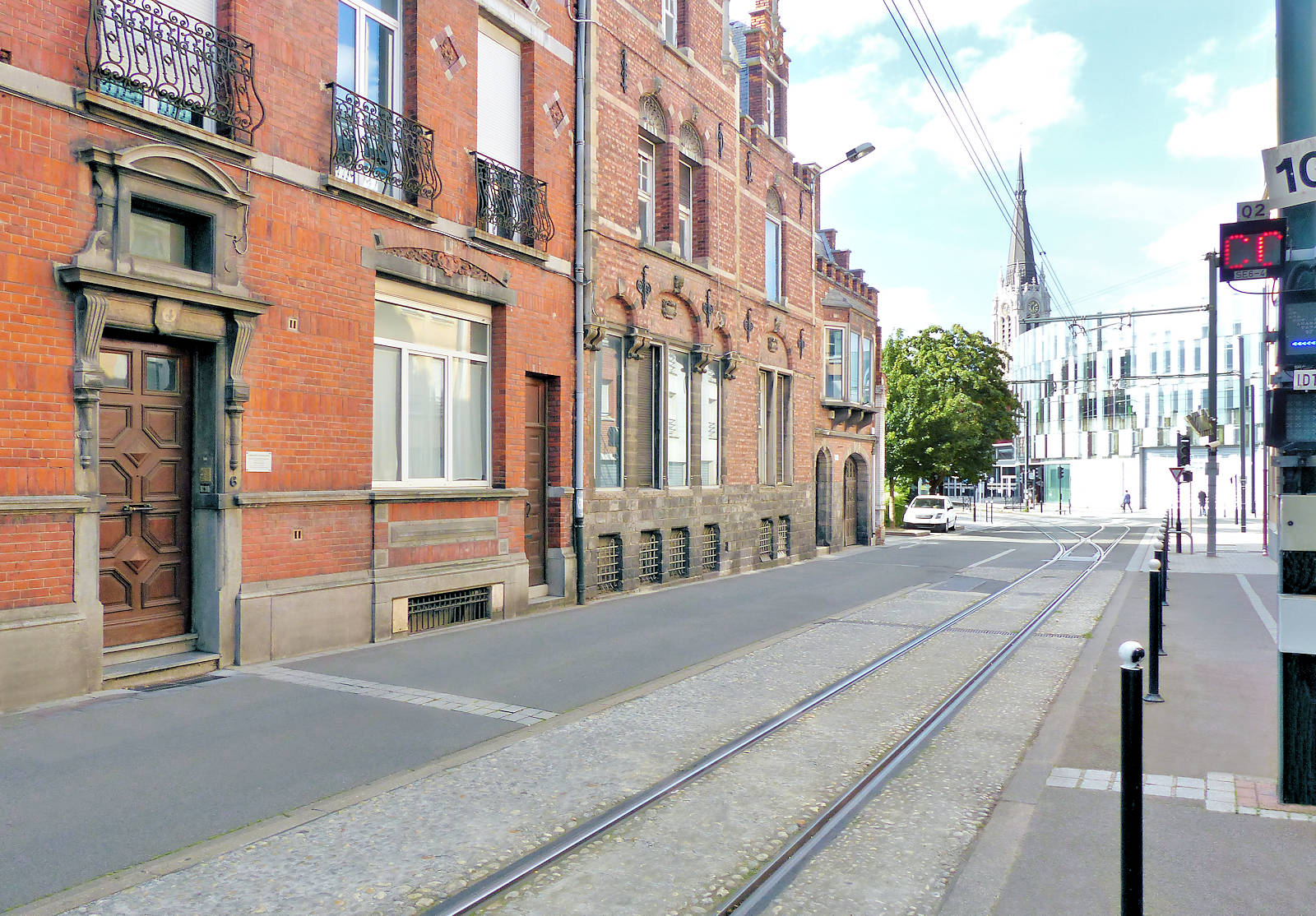 Rue Chanzy, Tourcoing - Avocates Cuvelier-Lejeune et Tran