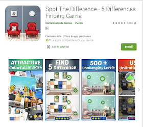 Spot the Difference | Fun Online Games for Kids