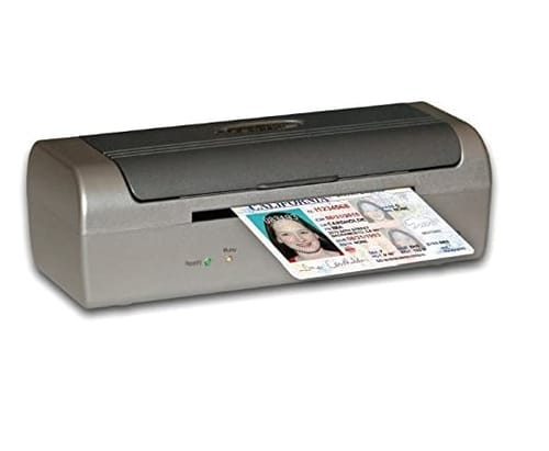 Duplex SIDL1 Driver License Scanner with Age Verification