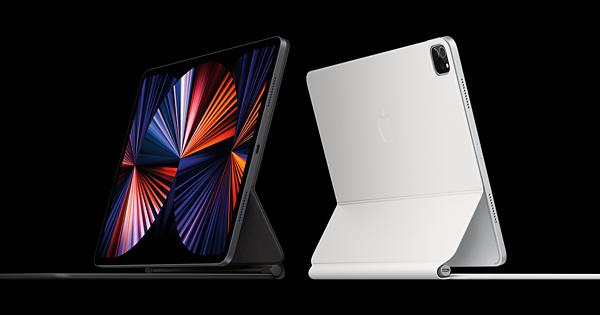 آبل تطلق iPad Pro الجديد بشريحة M1