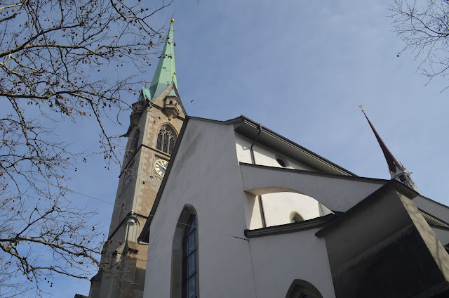Igreja Zentralbibliothek Zürich
