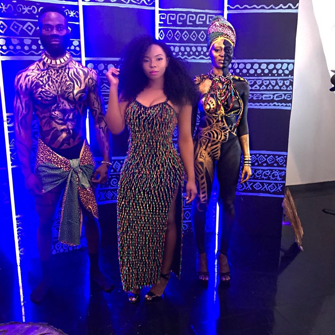 Yemi Alade Stuns In New Birthday Photos