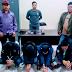 Empat Pelaku Pencurian Dengan Kekerasan,Berhasil Diciduk Polsek Jalancagak