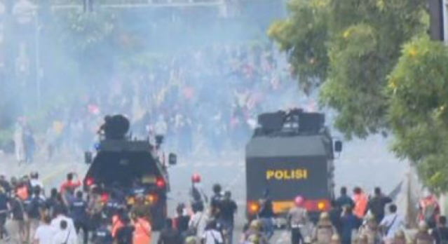 Polisi Duga Akun STM-Sejabodetabek Provokasi Anggota untuk Buat Kericuhan