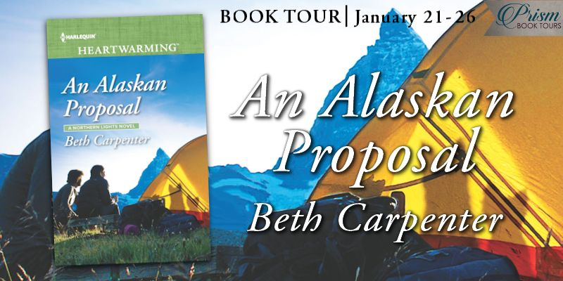 We're launching the Book Tour for AN ALASKAN PROPOSAL by Beth Carpenter!