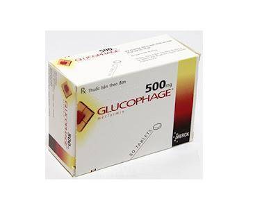Glucophage là biệt dược nổi tiếng nhất của Metformin điều trị tiểu đường hiện nay