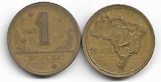1 Cruzeiro, 1945