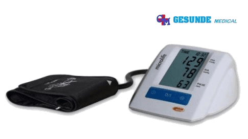 Tensimeter digital microlife