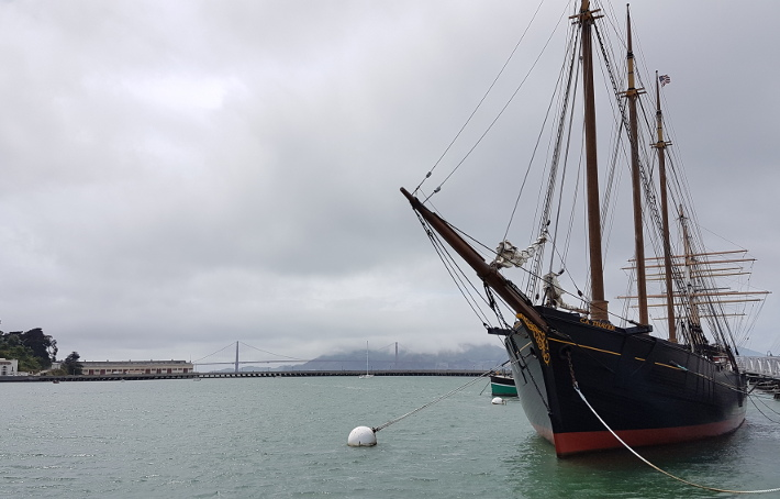 Travel: California diaries - San Francisco Fisherman's Wharf