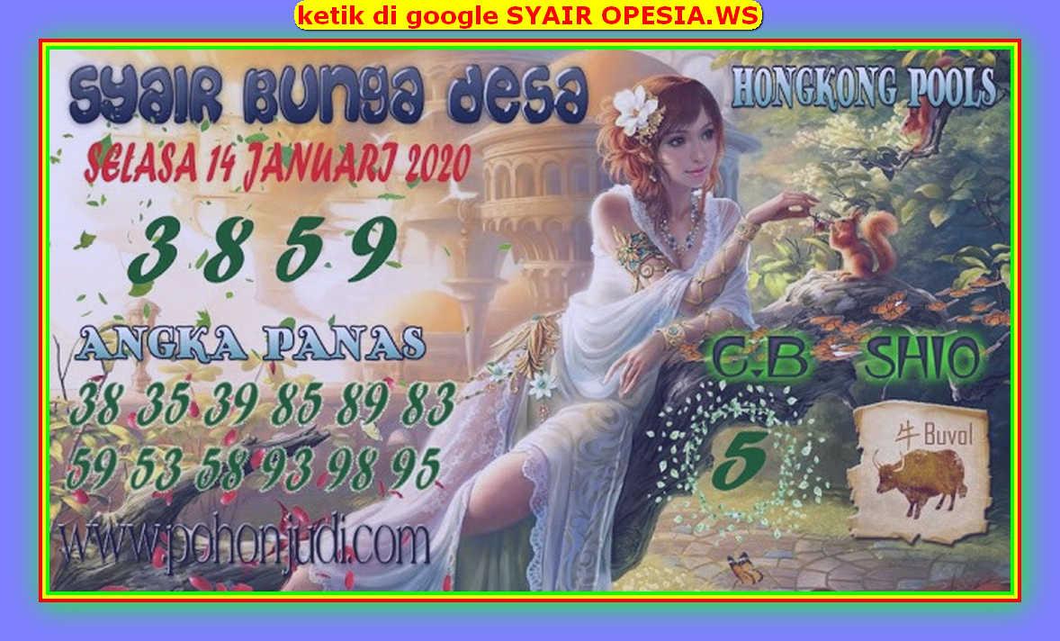 Kode syair Hongkong Selasa 14 Januari 2020 189