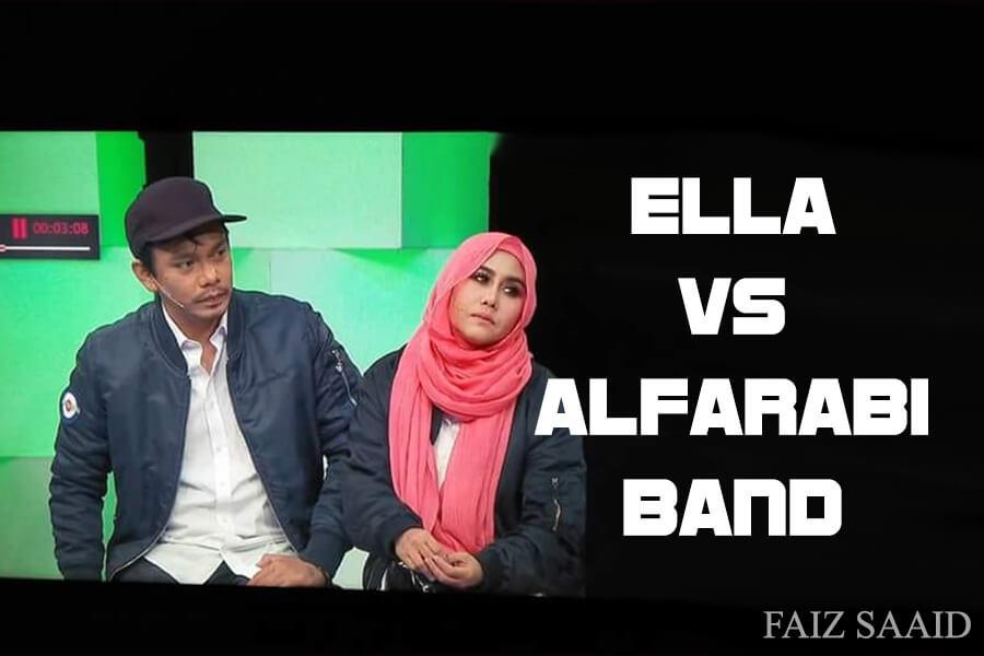 ella bergabung buat lagu perjuangan srikandi wanita islam