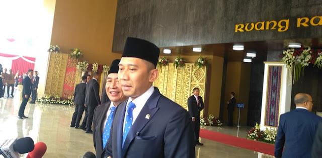 Polemik Celana Cingkrang, Ibas Yudhoyono: Yang Terpenting Akhlak Manusianya Bersikap Baik