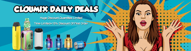 Electronic Cigarette Limited Time Clearance Sale! | Deadline: June 13