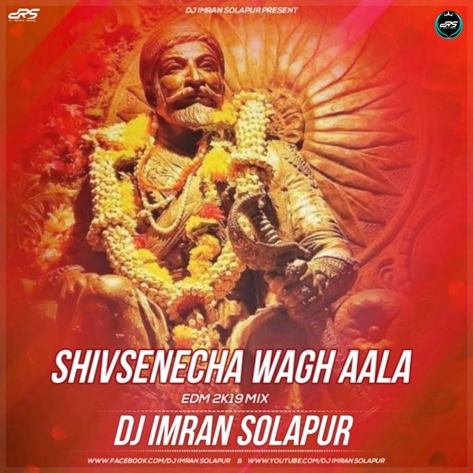 Shivsenecha Wagh Aala Dj Imran Solapur