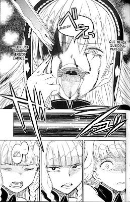 Review del manga Crimson Grimoire: El Grimorio Carmesí vol.1 de A-10 - Editorial Panini