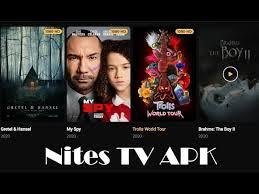 Nites TV APK