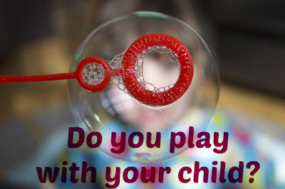 Do you play with your child? Shailaja V, Doting Mom