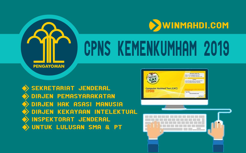 CPNS KEMENKUMHAM
