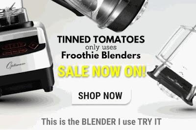 Froothie Blender Banner