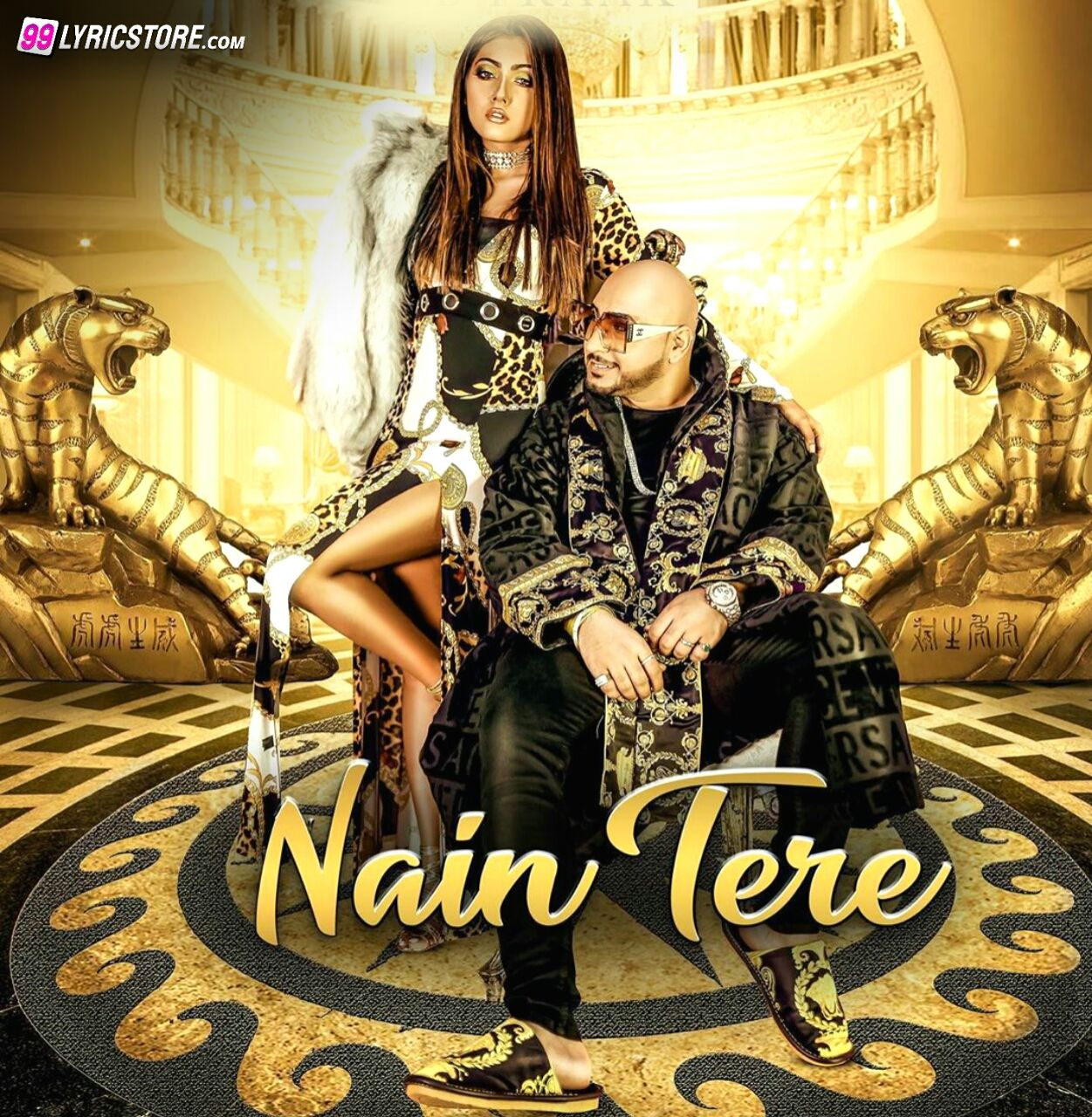 Nain Tere punjabi song lyrics sung by B Praak